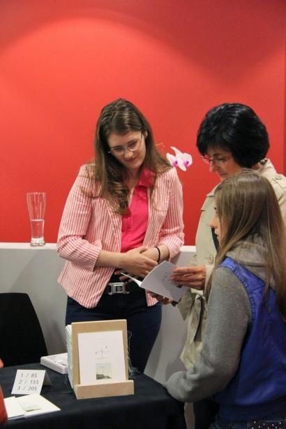 Lancement à Langage Plus/Photo : Mélissa Corbeil